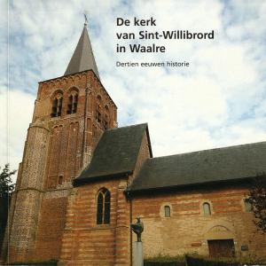 De kerk van sint Willibrord