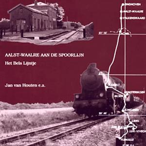 Aalst-Waalre aan de spoorlijn